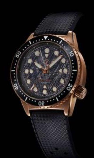ZELOS Great White - 1000m Diver Watch