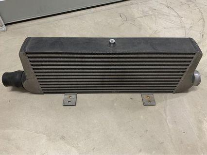 Custom Universal front mount aluminum Intercooler size 580x235x80 for your mod projects