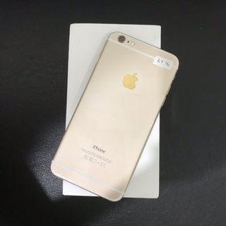 iPhone 6 Plus 16gb Gold ex inter Fullset