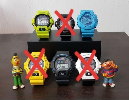 🚚 G-Shocks For Sale/Trade
