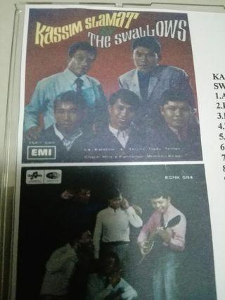 Kassim Selamat and The Swallows,  CD