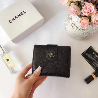Chanel Wallet leather authentic (PO)