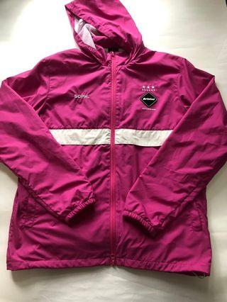 Fcrb pink jacket shorts sophnet cdg bristol supreme visvim