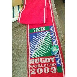 Rugby World Cup Supporter Muffler/Scarf - Tonga