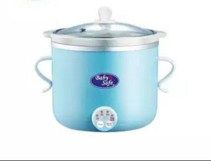 slowcooker baby safe