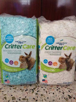 HEALTHY PET CRITTER CARE BEDDING 10L X 2
