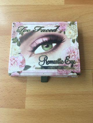 Eyeshadow too faced