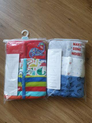 Brand new Mothercare sleepsuit (2 sets)