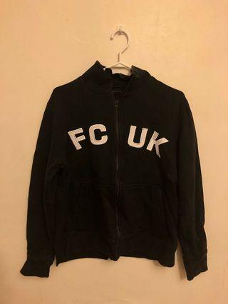 FCUK Sweater Zip