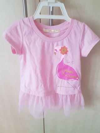 Baby Tutu Shirt