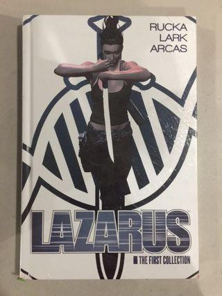 Lazarus the First Collection (Deluxe Edition)