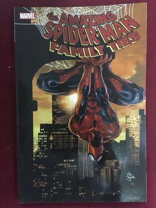 Amazing Spiderman Family Ties (TPB)