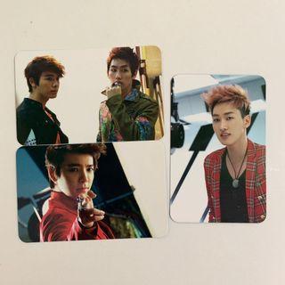 Wts Super Junior D&E Japanese Photocard Pc