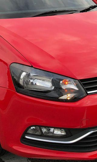 Volkswagen Polo 1.6 Original Headlamp