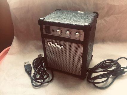 Garage Sell - My amp Speaker