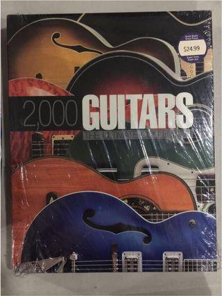 2000 Guitars the Ultimate Collection