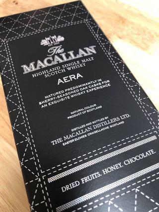 Macallan Aera