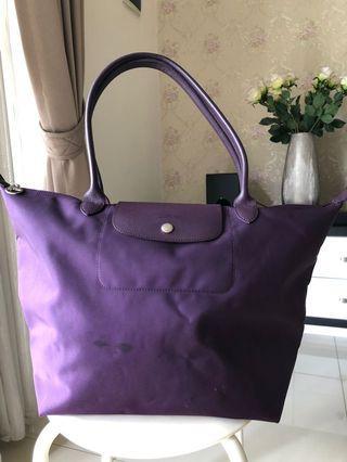 Longchamp Neo Shopper Authentic (L)