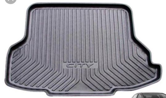 Honda City car boot tray