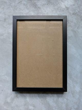 🖼️ Wooden Photo / Picture Frame (Black) 🖼️