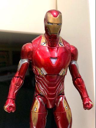 Marvel Select Iron Man mk 50 marvel legends avengers infinity war endgame