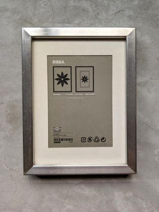 🖼️ IKEA Ribba Metal Photo / Picture Frame (Silver) 🖼️