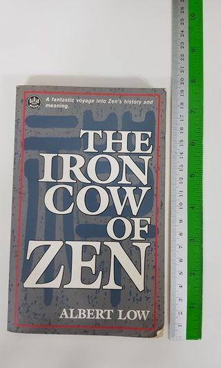 Iron Cow of Zen BOOK
