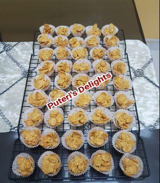 Honey Cornflakes Madu