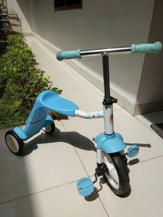 Sepeda Roda Tiga & otoped