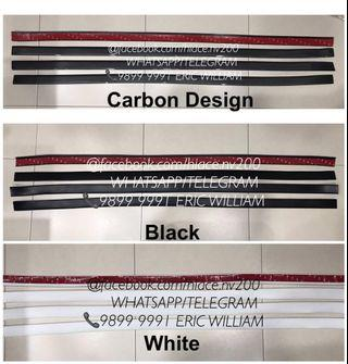 Universal Wheel Fender Rubber Protector / Toyota - Nissan Accessories >>READY STOCKS!!