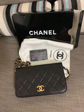 降售!Chanel vintage 經典鏈條包