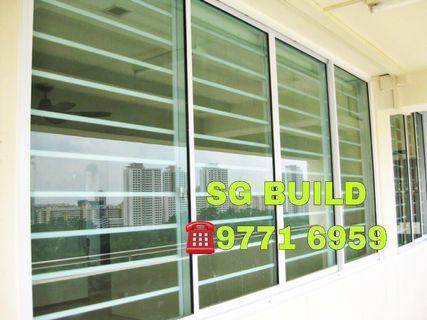 🚚 Aluminium window and grille 🎊RAYA Promotion🎊