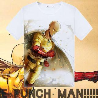 One Punch Man Short Sleeve & Long Sleeve T-shirts [Part 2]