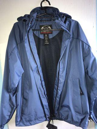 Stormtech water resistant jackest withhood