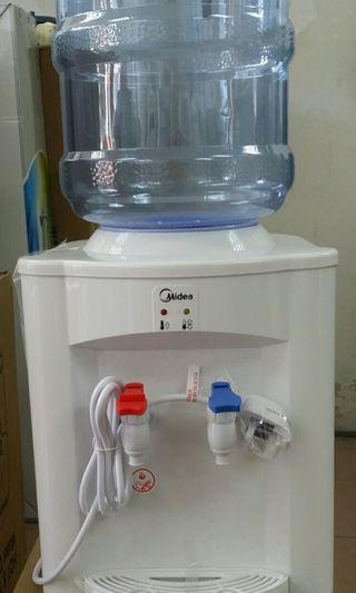 Table top hot&normal water dispenser