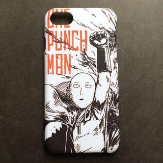 One Punch Man (OPM) Phone Covers / Cases [Coloured Sides]