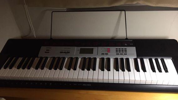 casio電子琴(9成新)
