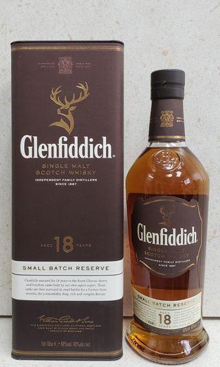 Glenfiddich 18 (750ml)