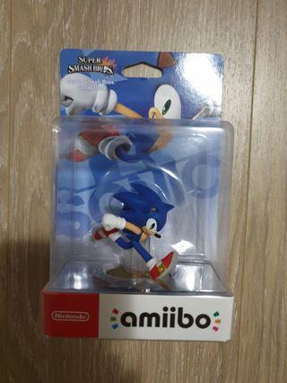 Sonic Amiibo - Nintendo