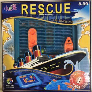 Rescue Life Saving Logic Game