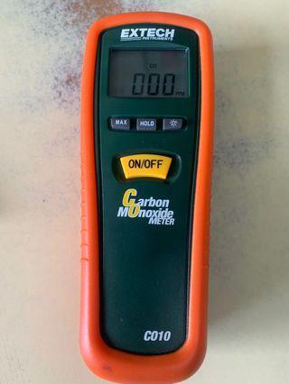 Extech CO-10 CARBON MONOXIDE METER 一氧化碳探測器