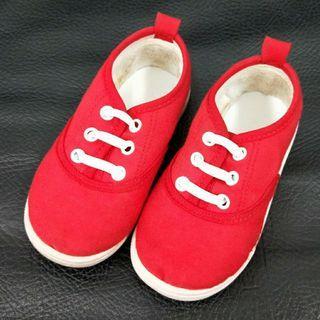 「2手童鞋」帆布鞋