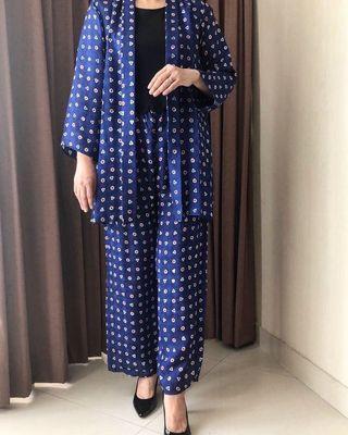 NEW Set Kimono Style