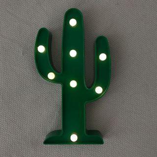 cactus 🌵 light