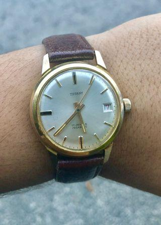 Tiffany vintage watch , loose seconds hand