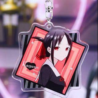 Kaguya-sama: Love is War Double-sided Acrylic Keychains