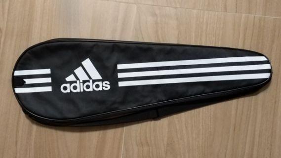 全新 Adidas 羽毛球拍袋 壁球拍袋 羽毛球拍套 羽毛球拍