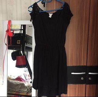 Black Dress forever 21