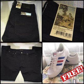 Nudie Jeans free sepatu
