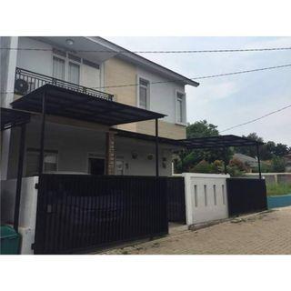 Rumah Mewah di dalam cluster Pamulang